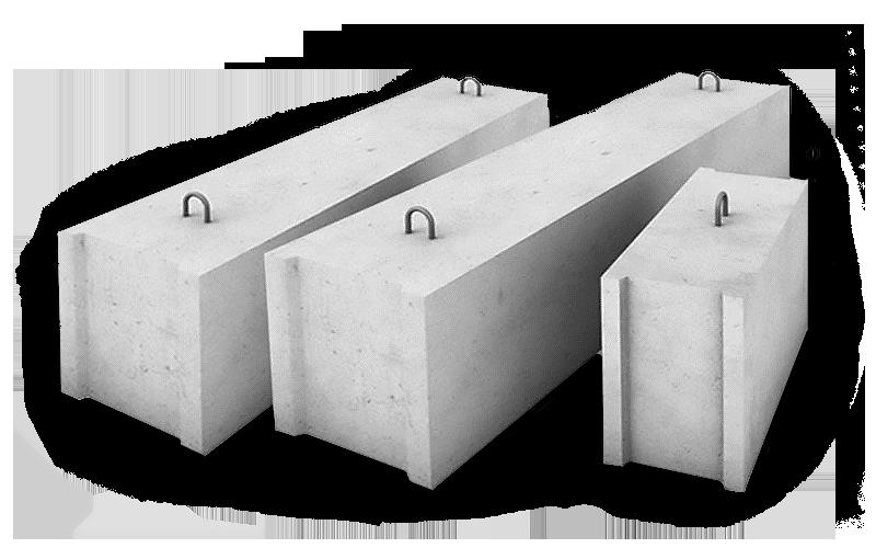 Купить бетон блоки фундаментные протокол испытания раствора цементного